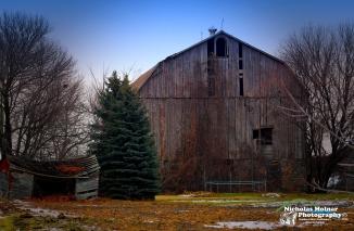 A Beautiful Sight - Barns A Disappearing Landscape